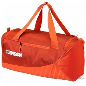 *New* Nike Clemson Tigers Orange Duffle Bag